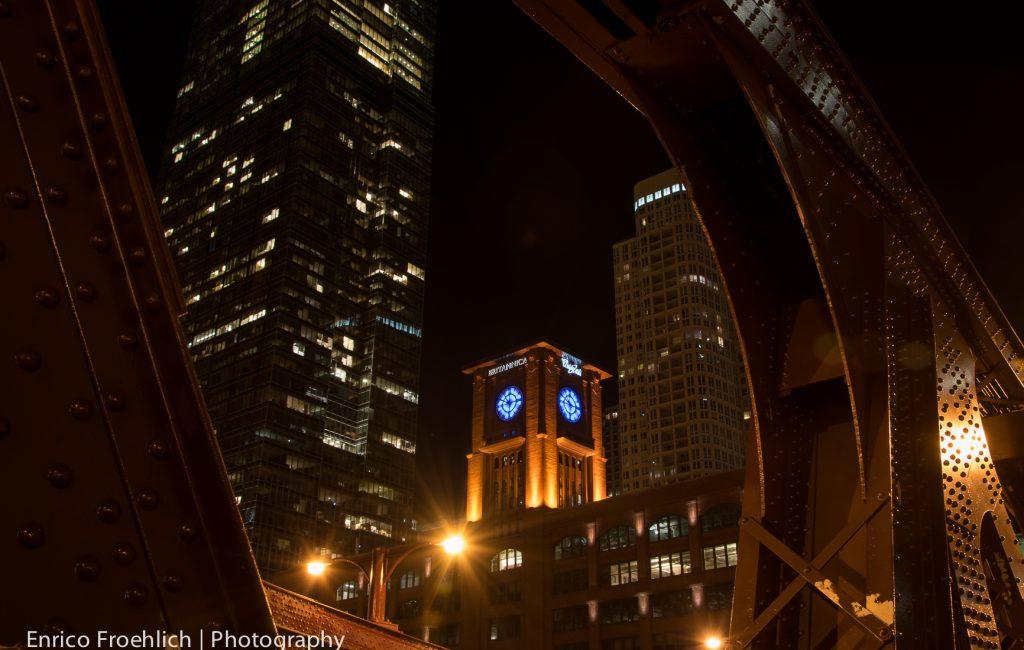 Clark Street Bridge; Chicago Loop